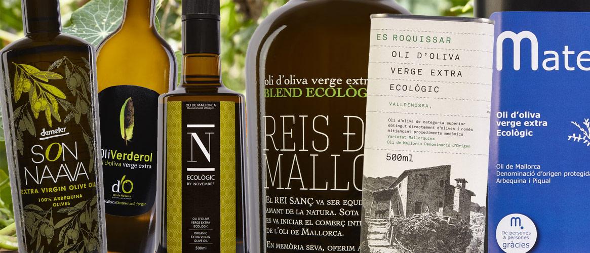 6 x Bio Olivenöl Virgen Extra D.O. Degustations-Pack