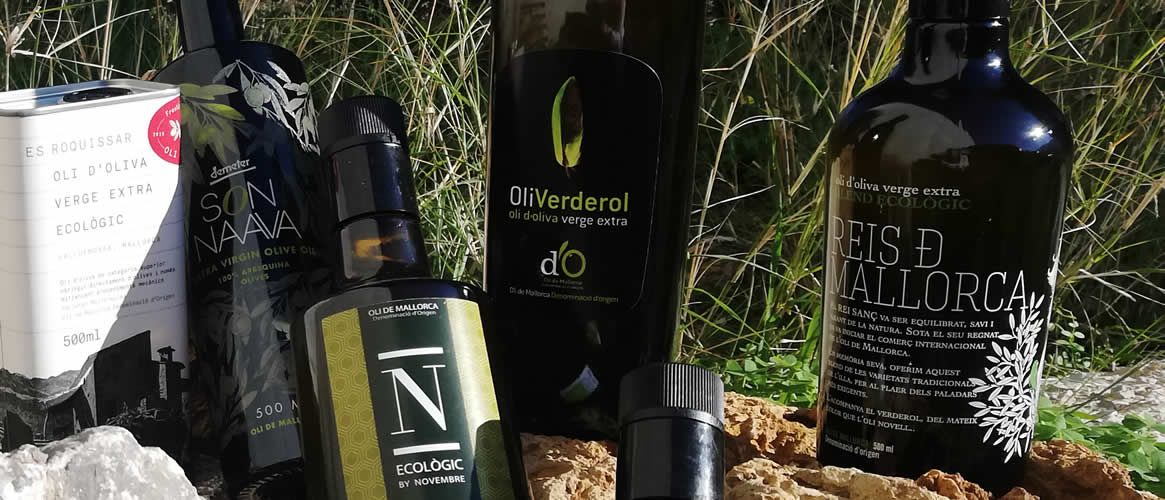 6 x Organic Olive Oil Virgen Extra D.O. in the tasting box