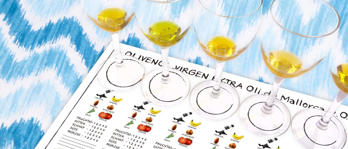 Kostenlos mitbestellen: Degustations-Kit Olivenöl