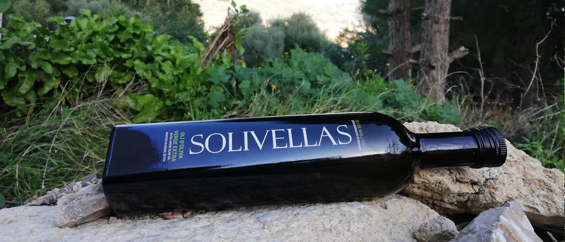 Solivellas Aceite de Oliva virgen extra D.O. 500ml