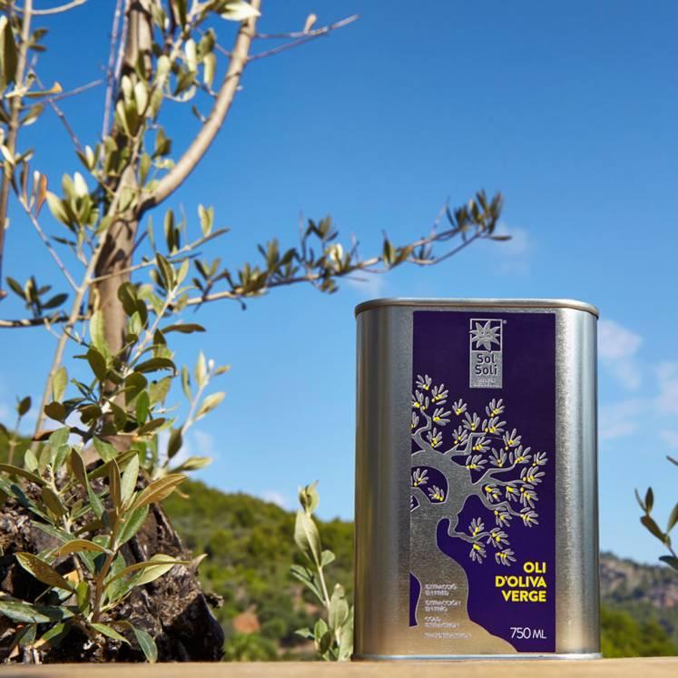 6 x SolSoli Mallorquina Olivenöl Virgen