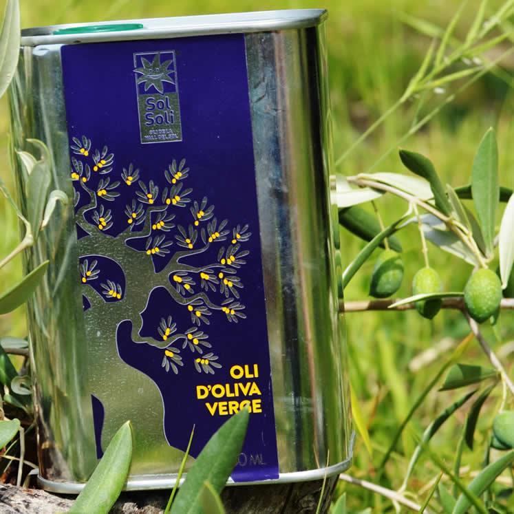 SolSoli Mallorquina Olivenöl Virgen 750ml