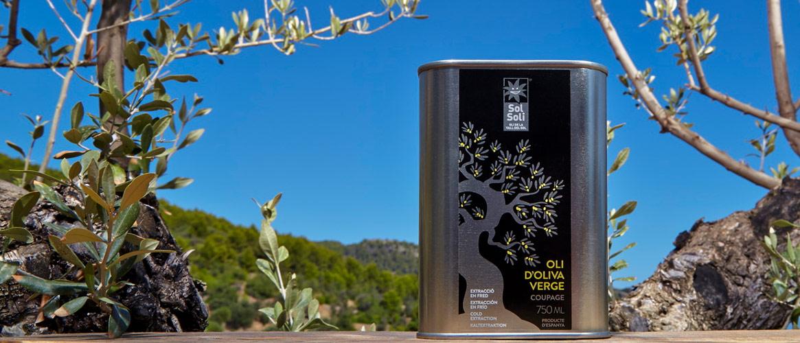 SalSoli Olive oil virgin