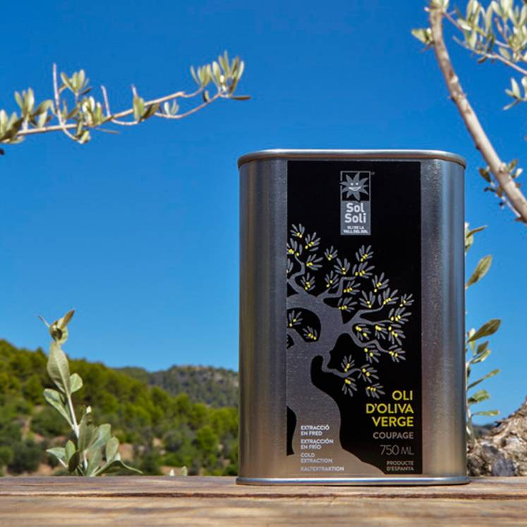 SalSoli Olive oil virgin