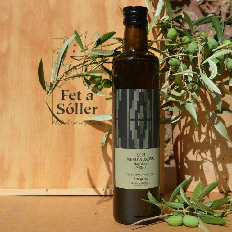 Son Mesquidassa Olive Oil Virgen Extra D.O. 750ml