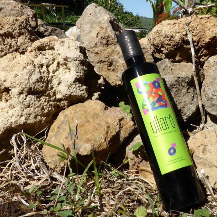 Ullaró Olive Oil Virgen Extra D.O.