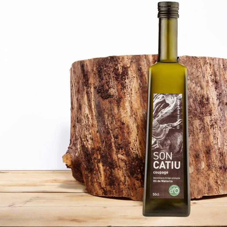 Son Catiu Olive Oil Virgen Extra D.O.