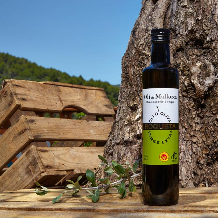 Roqueta Olive Oil Virgen Extra D.O.