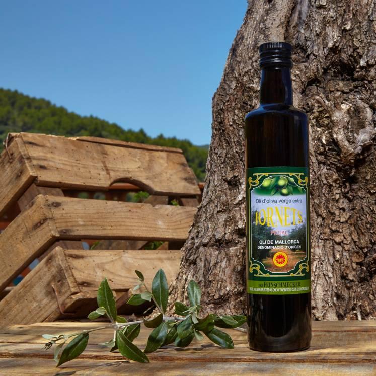 6 x Jornets Olivenöl Virgen Extra D.O.