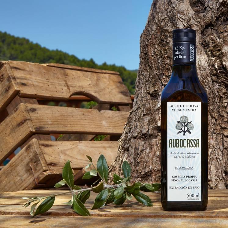 6 x Aubocassa olive oil Virgen extra D.O.