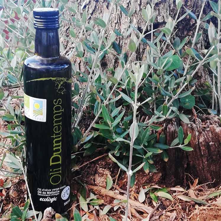 Oli Duntemps organic Olivenöl Virgen extra D.O.