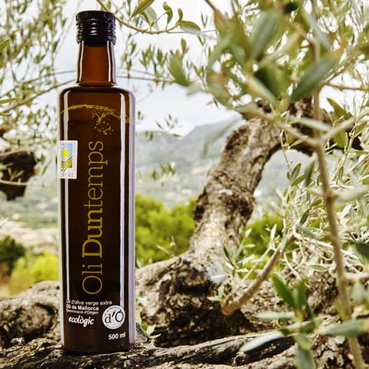 Oli Duntemps BIO Olivenöl 500ml Virgen extra D.O.