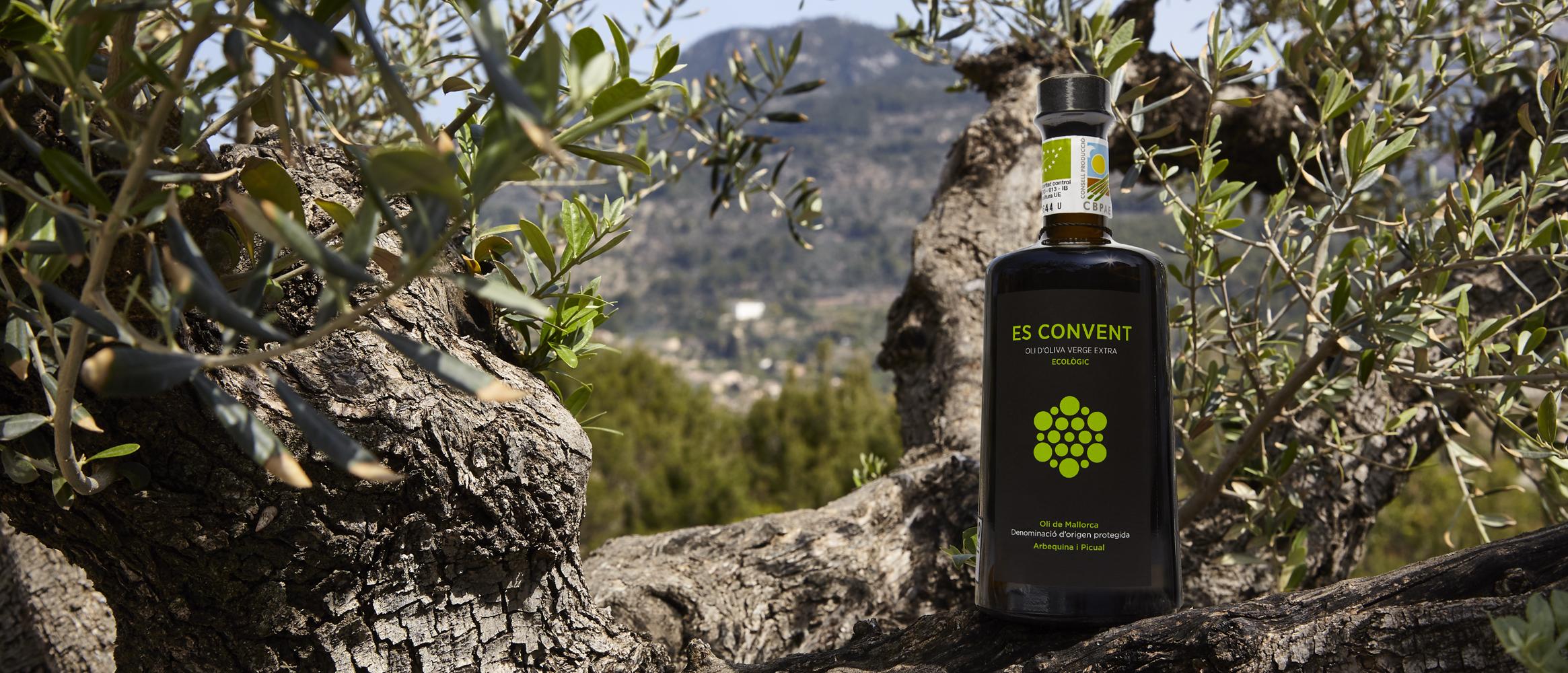 Es Convent Bio Olivenöl Virgen Extra D.O.