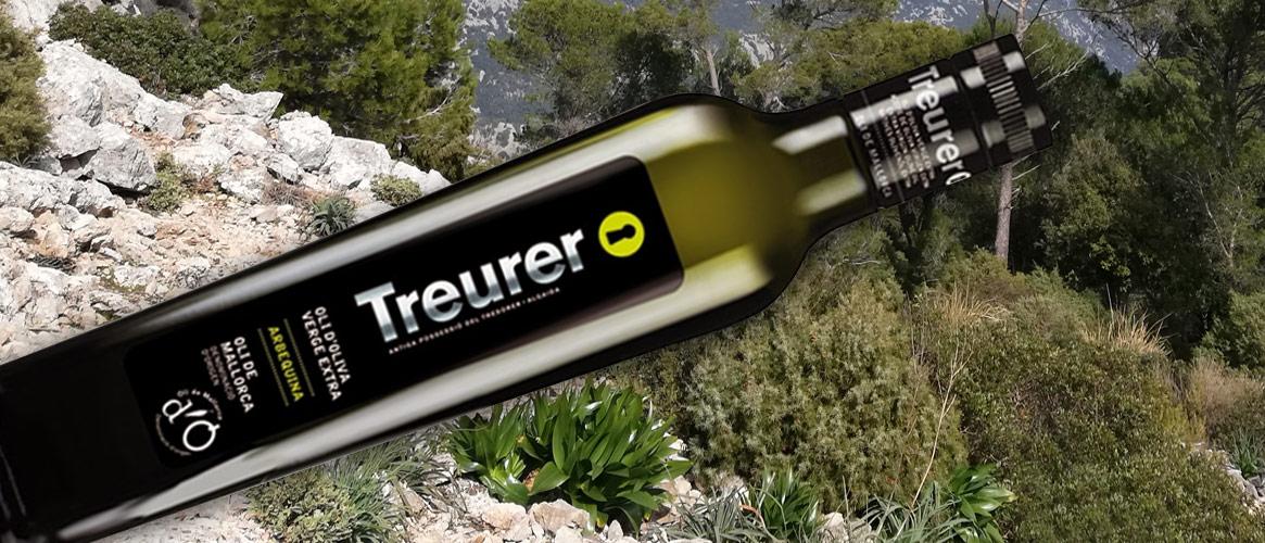 Treurer Olivenöl Virgen Extra D.O. 500ml