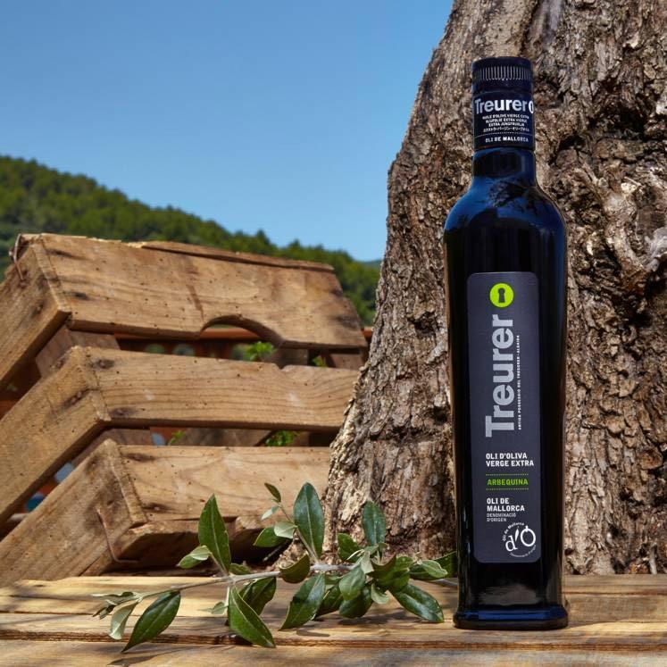 Oli Treurer Virgen Extra Olive Oil D.O. 500ml