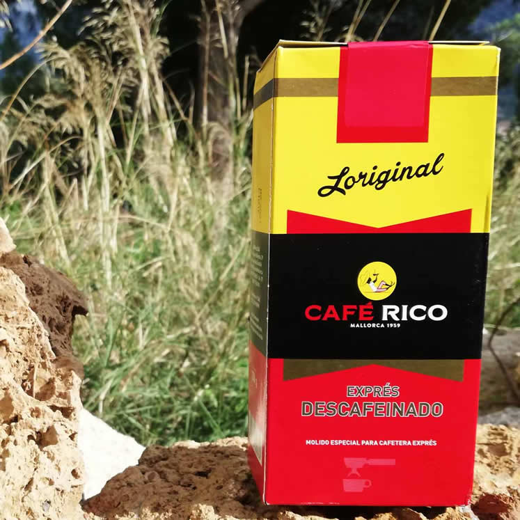 Ground Coffee - Café Rico molido