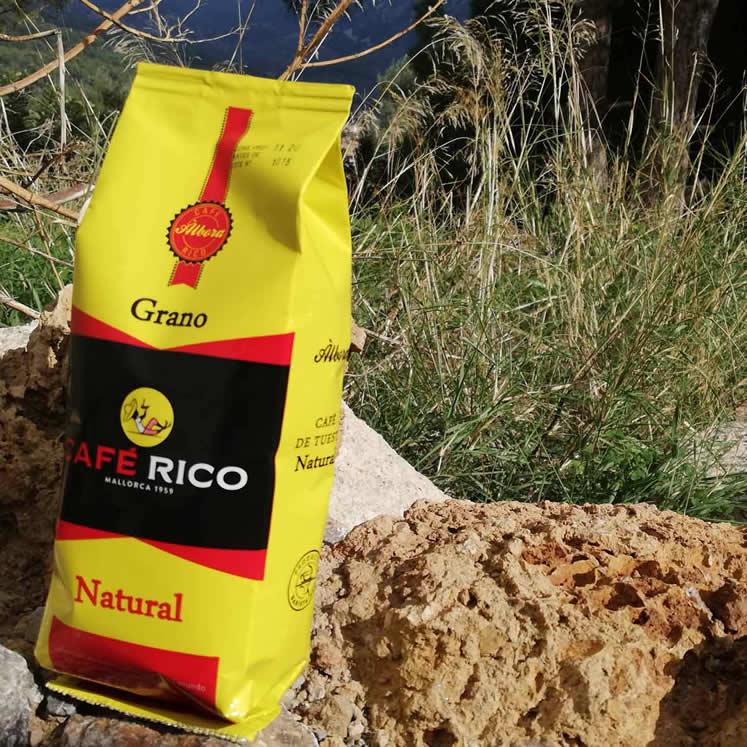 """Café Rico """"en grano"""" - Ganze Bohnen"""