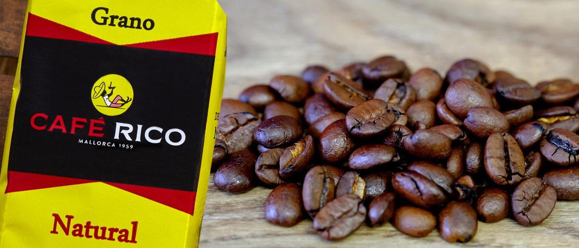 Coffee beans Rico 250g