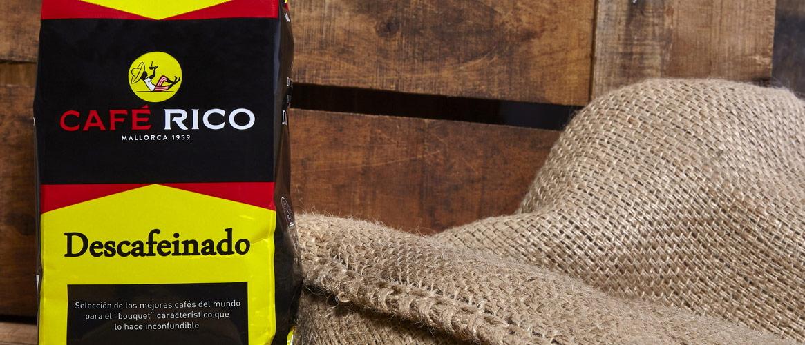 Decaffeinated Coffee Bean, Rico