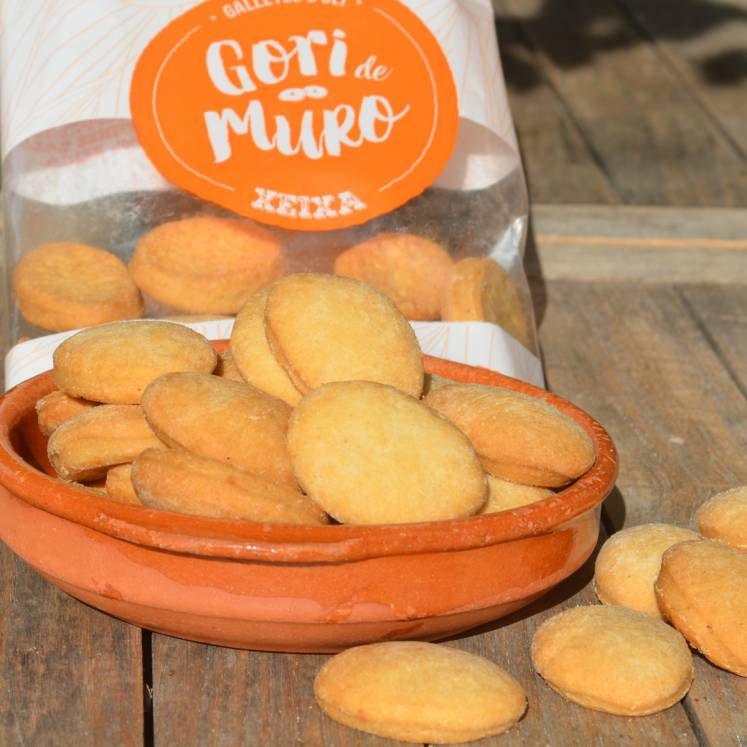 Gori de Muro Xeixa wheat flour biscuits with olive oil