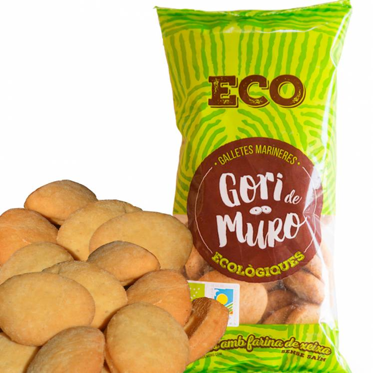 Gori de Muro Ecologiques organic biscuits with olive oil