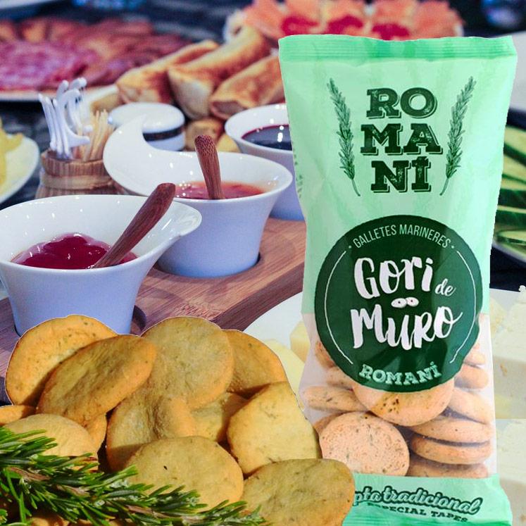 Gori de Muro Rosmarin Kekse mit Olivenöl