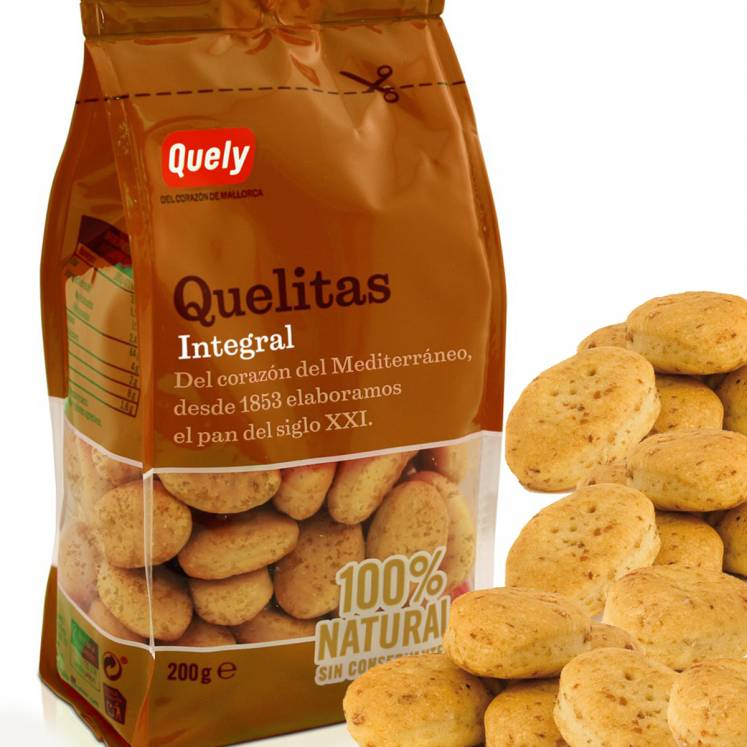 Quelitas whole grain biscuits