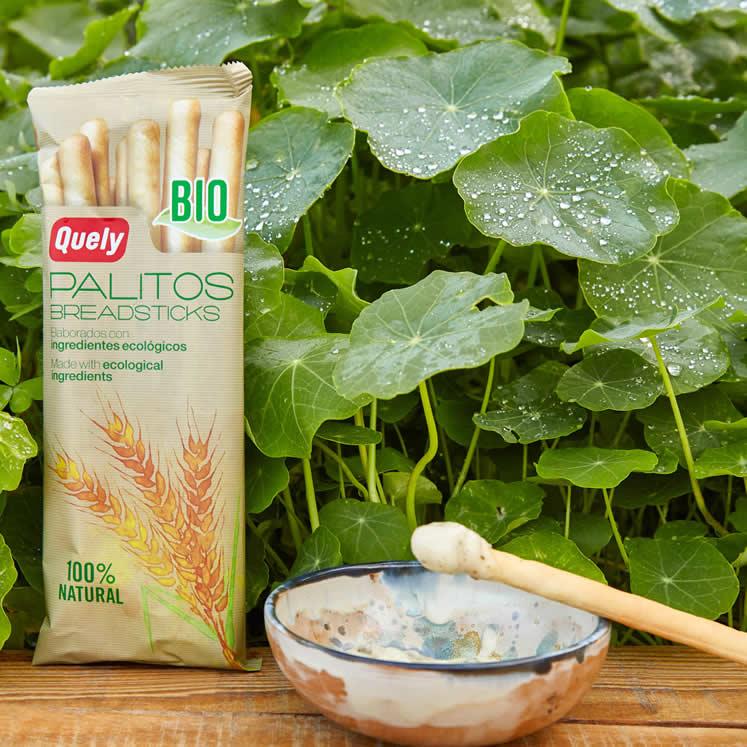 Quely Bio Palitos Breadsticks
