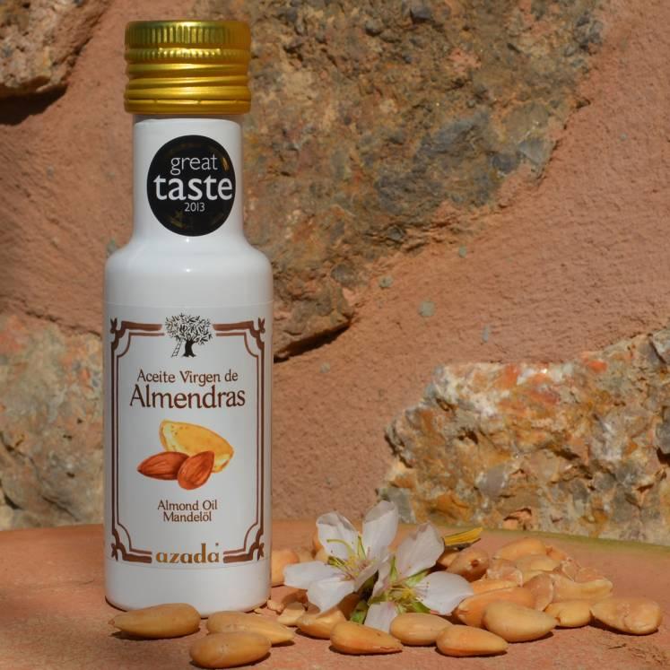 Azada Aceite Virgen de Almendra Mandelöl