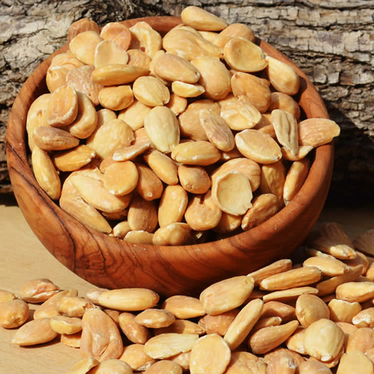 Bonany toasted almonds 500g