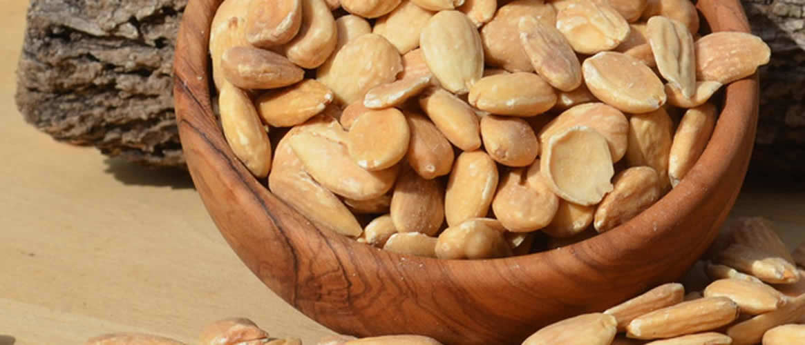 Bonany toasted almonds 100g