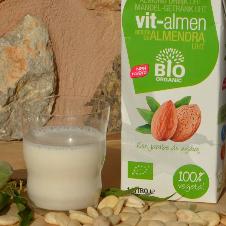 Vit-Almen Bio Mandelmilch