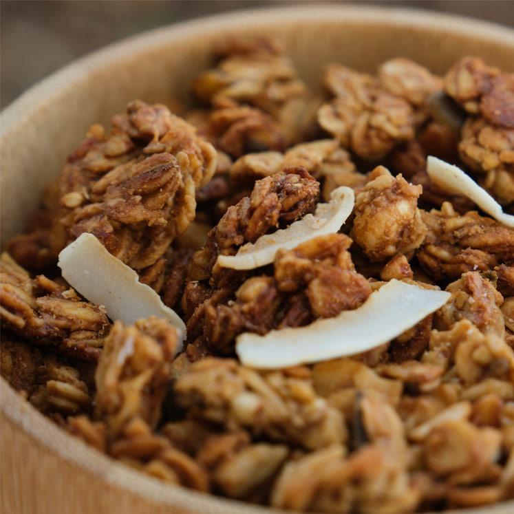 SENSE NOM Granola Müsli Guiri Nuss/getrocknete Früchte VEGAN