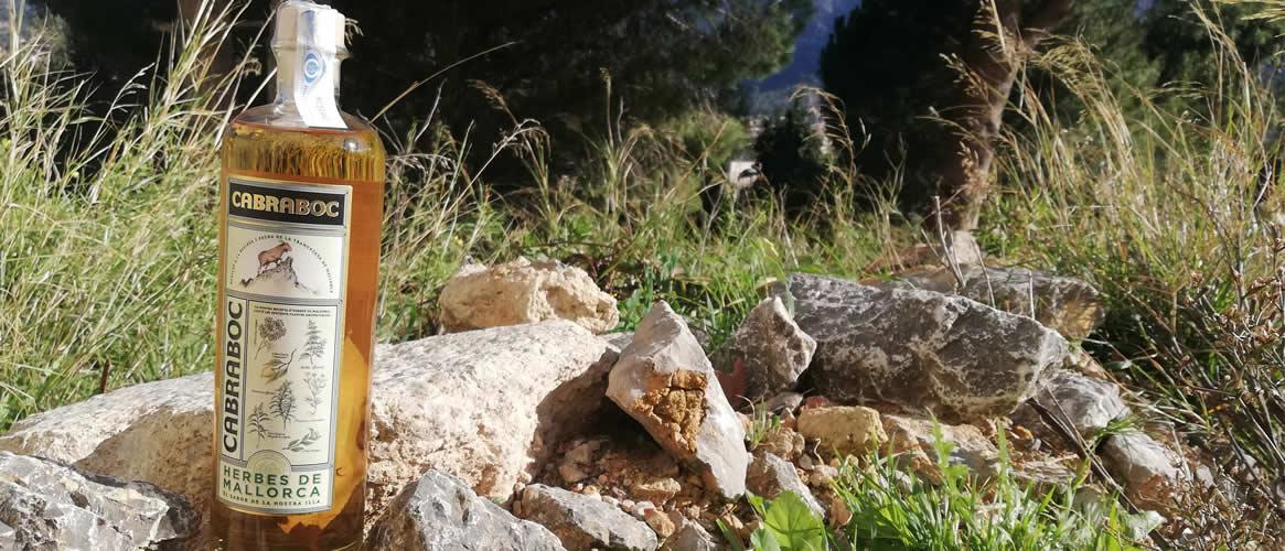 Cabraboc Herbes de Mallorca Kräuterlikör