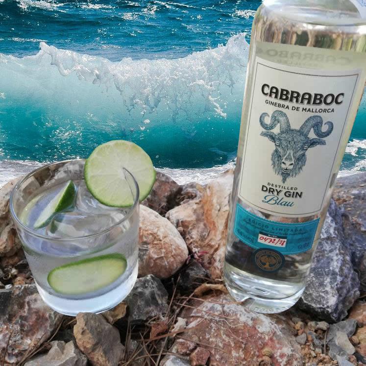 Cabraboc Gin Blau Edició limitada
