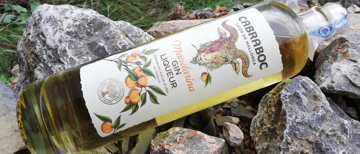 Cabraboc Mandarina Gin Liqueur