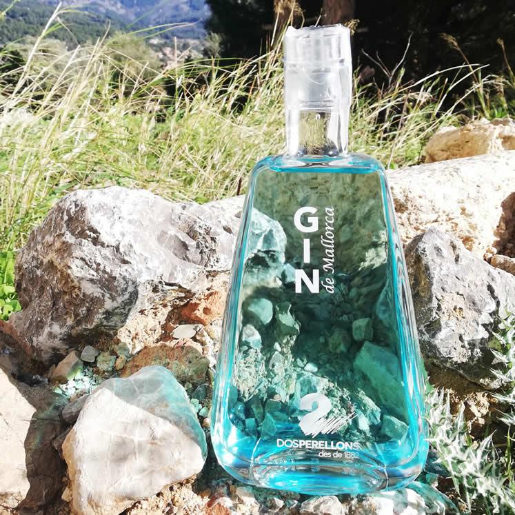 Dos Perellons Gin Premium Azul