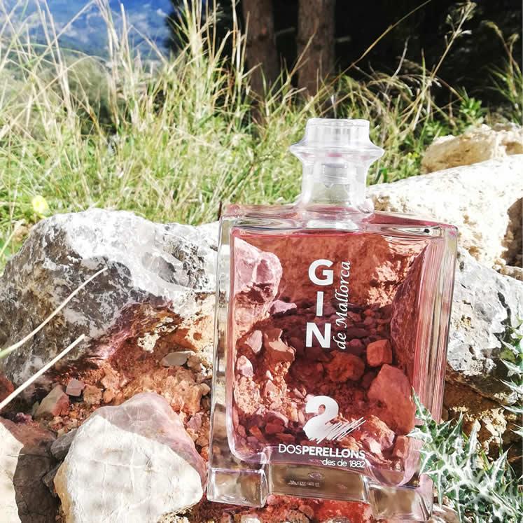 Dos Perellons Gin Premium Rosa