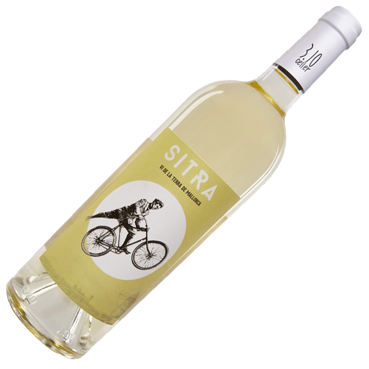 3.10 Celler Sitra Eco white wine