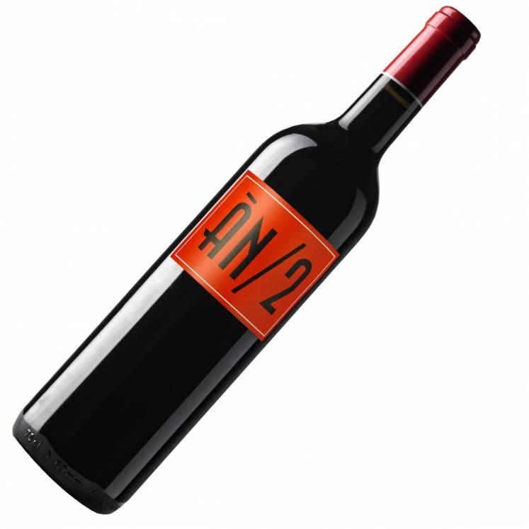 Ànima Negra AN2 Vi de la Terra Mallorca Rotwein