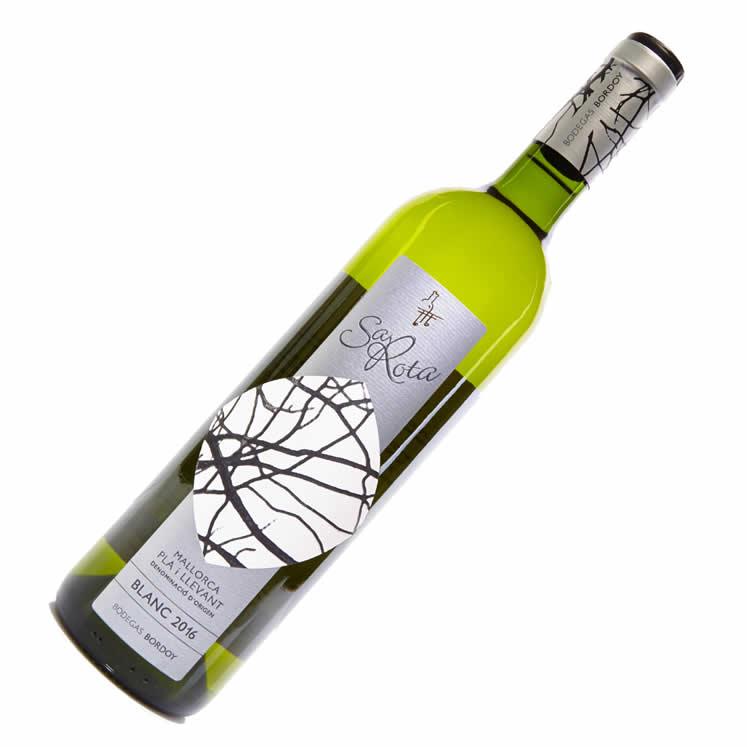 White wine Sa Rota Blanco, Bodegas Bordoy, D.O. Pla i Llevant / Mallorca