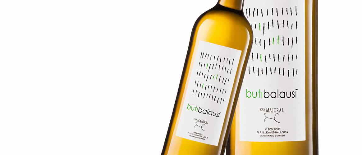 Can Majoral Butibalausí Bio Weißwein