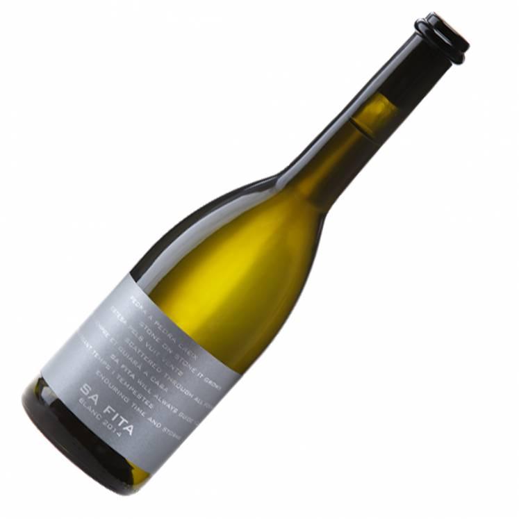 Sa Fita, White wine ecological, Finca Es Fangar, D.O. Pla i Llevant Mallorca
