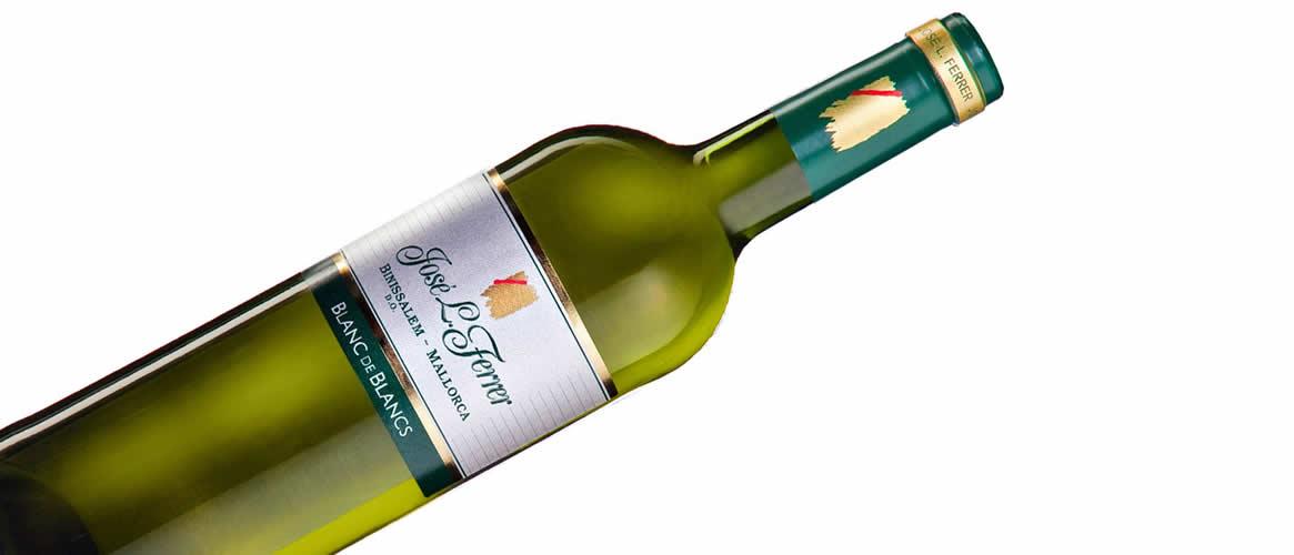 Bodegas Ferrer Blanc de Blancs D.O. Binissalem Weißwein