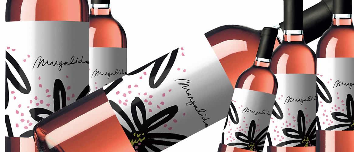6 x Galmés i Ribot Bio Margalida rosado Vi de la Terra Mallorca Roséwein