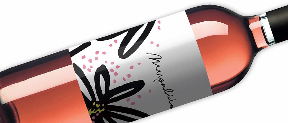 Galmés i Ribot Bio Margalida rosado Vi de la Terra Mallorca rosé wine
