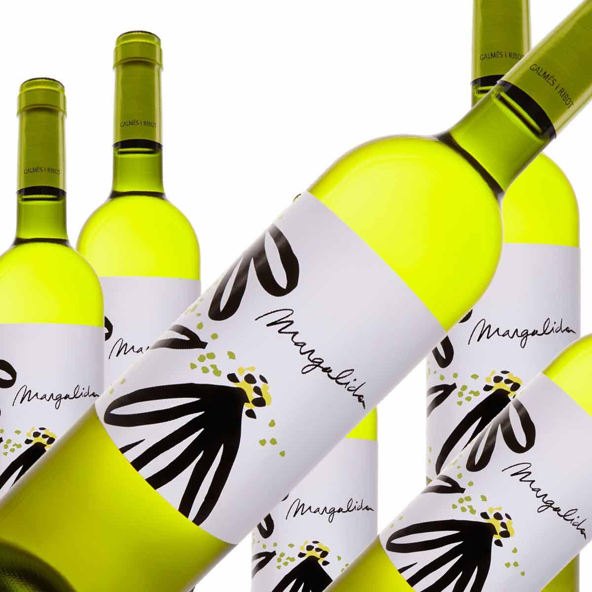 6x Galmés i Ribot Margalida blanc Vi de la Terra Mallorca Bio Weißwein