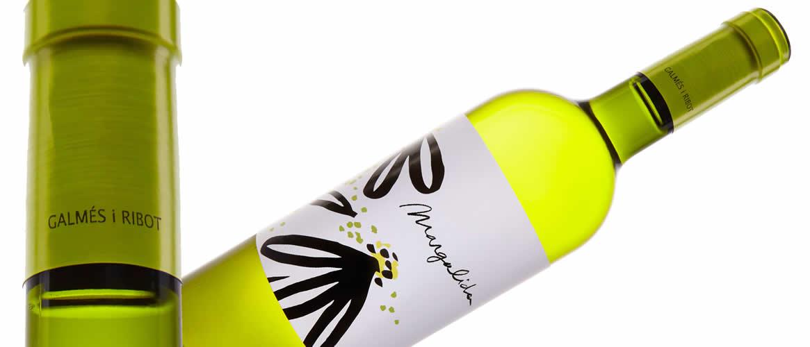 Margalida blanc, Galmés i Ribot, vino blanco ecológico
