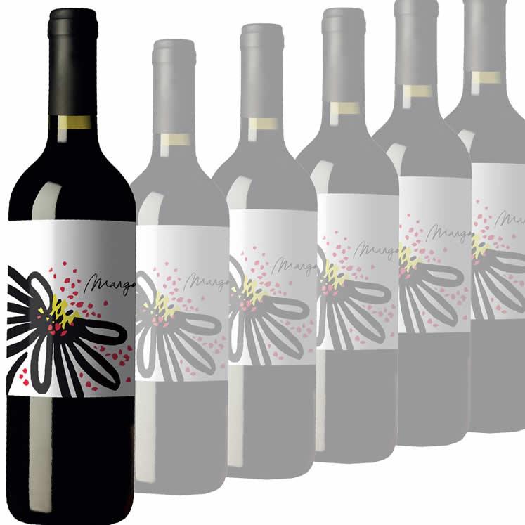 Margalida negre, organic wine, Bodegas Galmés i Ribot, Vi de la Terra, 6box