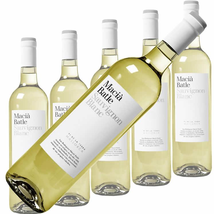 6 x Macià Batle Sauvignon Blanc